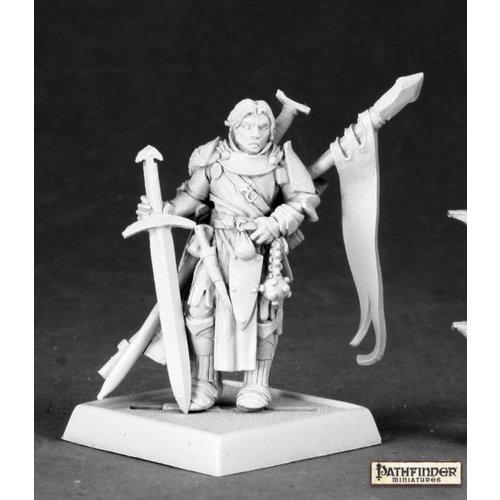 Reaper Miniatures PATHFINDER: ALAIN CAVALIER