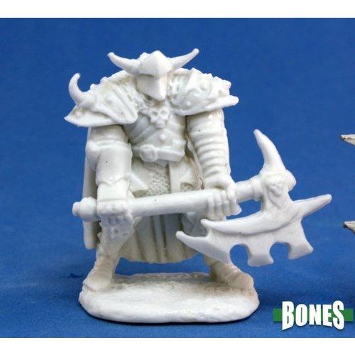 Reaper Miniatures BONES: NORGOL IRONGRAVE KNIGHT