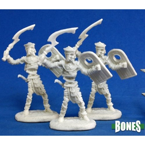 Reaper Miniatures BONES: MUMMY WARRIOR