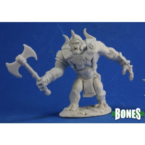 Reaper Miniatures BONES: MOUNTAIN TROLL