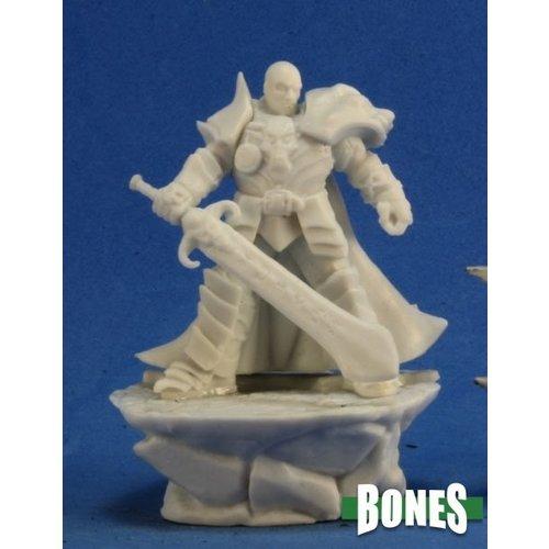 Reaper Miniatures BONES: MALE ANTIPALADIN