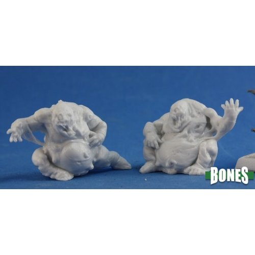 Reaper Miniatures BONES: LEMURES (2)