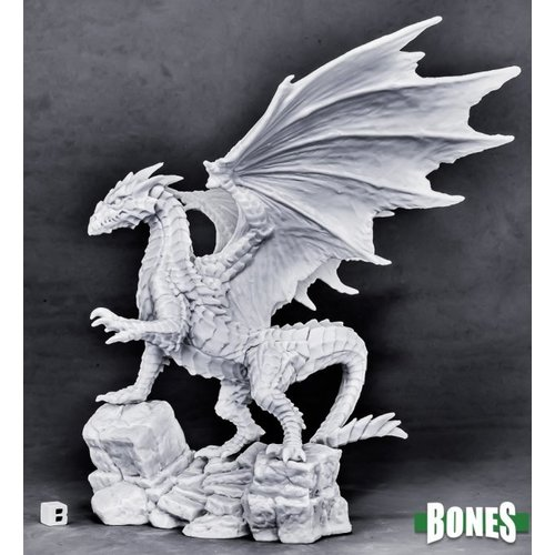 Reaper Miniatures BONES: KYPHRIXIS, COPPER DRAGON