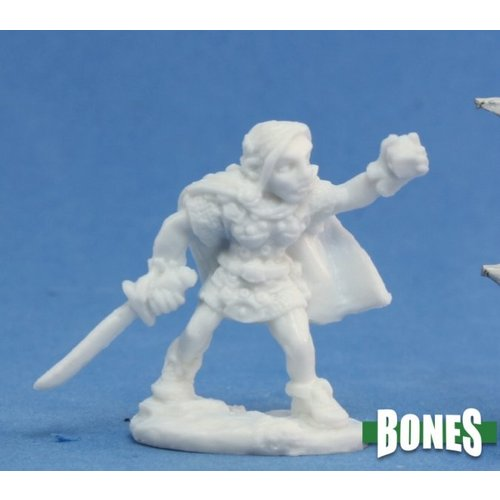 Reaper Miniatures BONES: INGRID FEMALE GNOME
