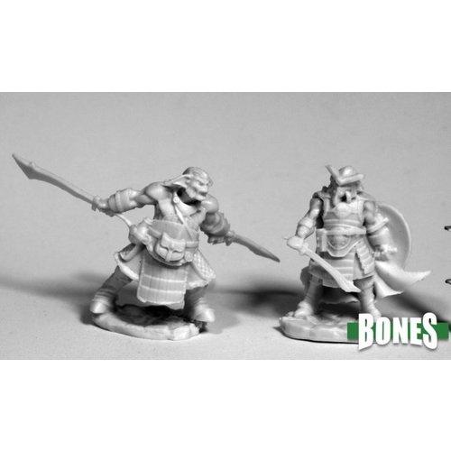Reaper Miniatures BONES: HOBGOBLIN VETERANS (2)