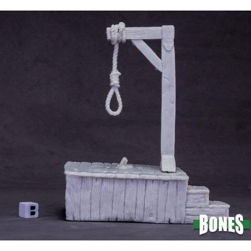 Reaper Miniatures BONES: HANGMANS GIBBET