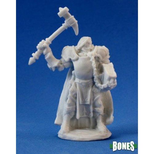 Reaper Miniatures BONES: HALBARAND CLERIC