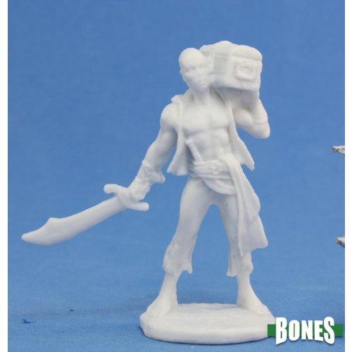 Reaper Miniatures BONES: HAJAD PIRATE