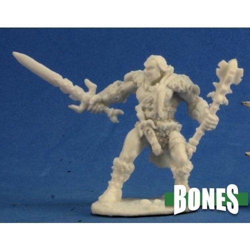 Reaper Miniatures BONES: GRUNDOR HOARDTAKER BAR