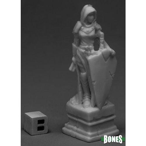 Reaper Miniatures BONES: GRAVESTONE OF PROTECTION