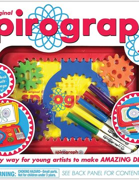 KAHOOTZ SPIROGRAPH JUNIOR