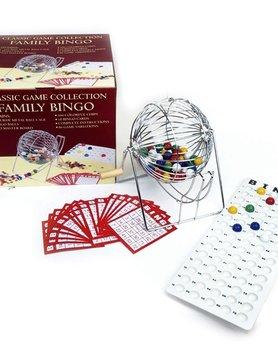 """JOHN HANSEN COMPANY FAMILY BINGO 15"""""""