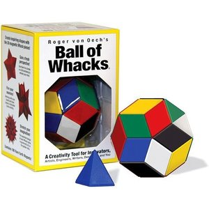 US GAMES SYSTEMS BALL OF WHACKS SIX COLOR
