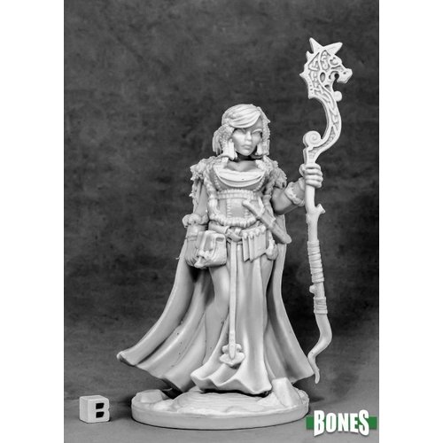 Reaper Miniatures BONES: FROST GIANT QUEEN
