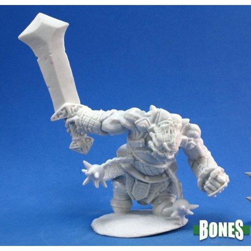 Reaper Miniatures BONES: FIRE GIANT WARRIOR