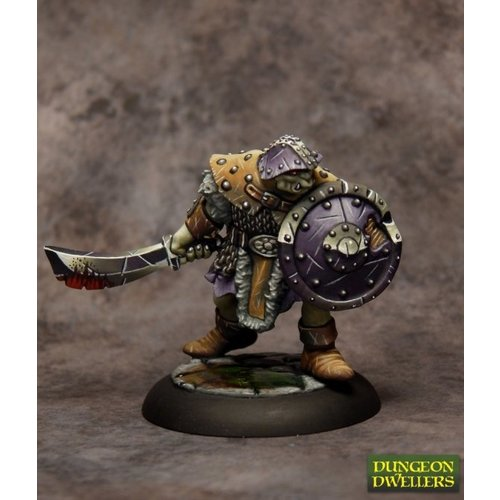 Reaper Miniatures ORC WARRIOR RAGGED WOUND TRIBE