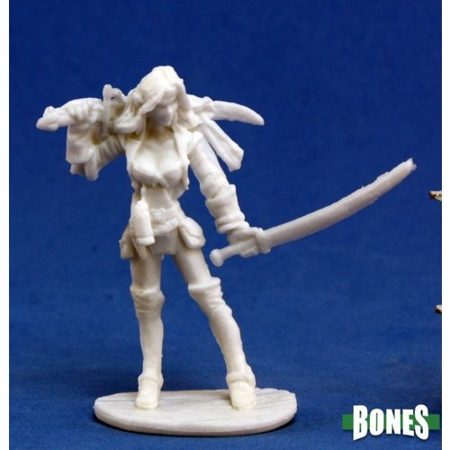 Reaper Miniatures BONES: FINAELA FEMALE PIRATE