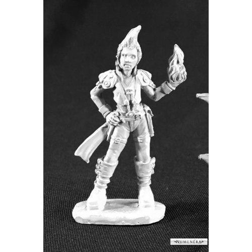 Reaper Miniatures NUMENERA: NANO GENDER NEUTRAL