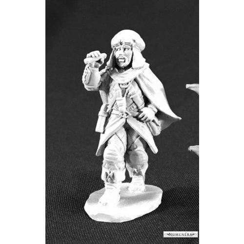 Reaper Miniatures NUMENERA: MALE JACK W/ TURBAN