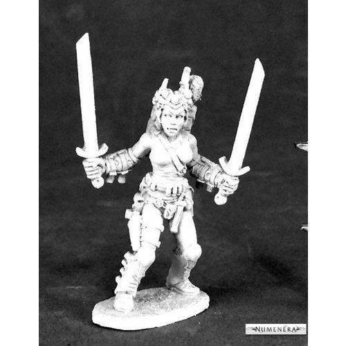 Reaper Miniatures NUMENERA: FEMALE GLAIVE