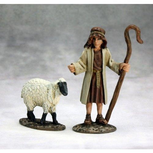 Reaper Miniatures NATIVITY SHEPHERD
