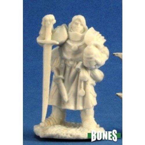 Reaper Miniatures BONES: ERICK PALADIN INITIATE