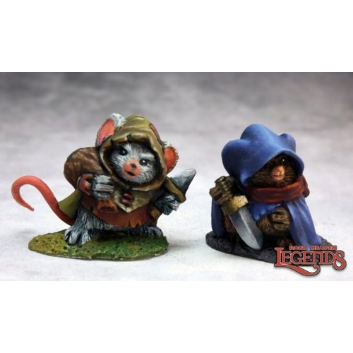 Reaper Miniatures MOUSLING THIEF AND ASSASSIN