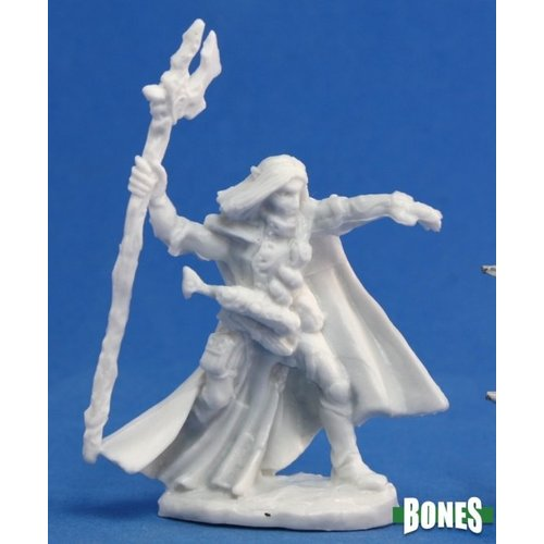 Reaper Miniatures BONES: ELQUIN HIGH ELF ADVENT