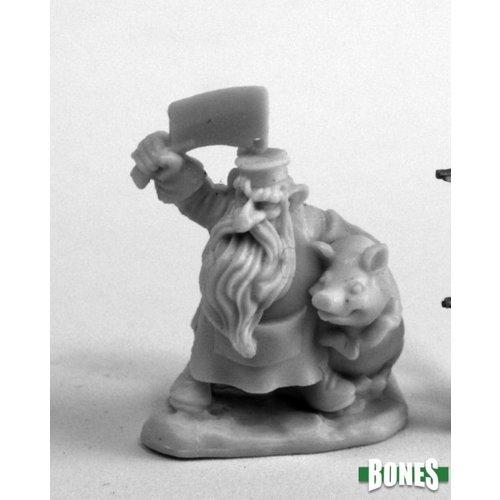 Reaper Miniatures BONES: DWARVEN BUTCHER