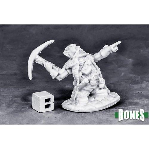 Reaper Miniatures BONES: DWARF MASTER OF THE HUNT