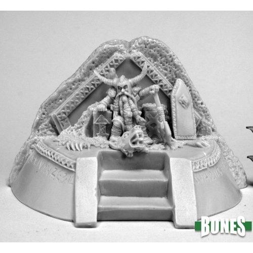 Reaper Miniatures BONES: DWARF KING