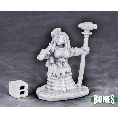 Reaper Miniatures BONES: DWARF FORGE PRINCESS