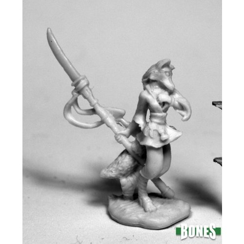 Reaper Miniatures BONES: DIJORO FEMALE KITSUNE