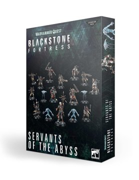 Games Workshop WH QUEST: SERVANTS OF THE ABYSS