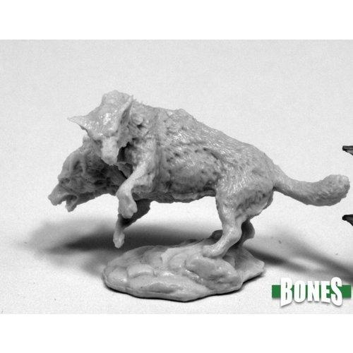 Reaper Miniatures BONES: DEATH DOG