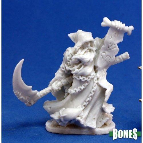 Reaper Miniatures BONES: DARKRASP, EVIL PRIEST