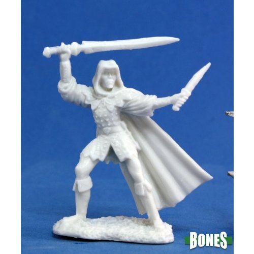 Reaper Miniatures BONES: DANAR MALE ASSASSIN
