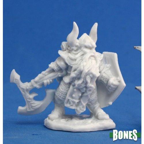 Reaper Miniatures BONES: DAIN DEEPAXE
