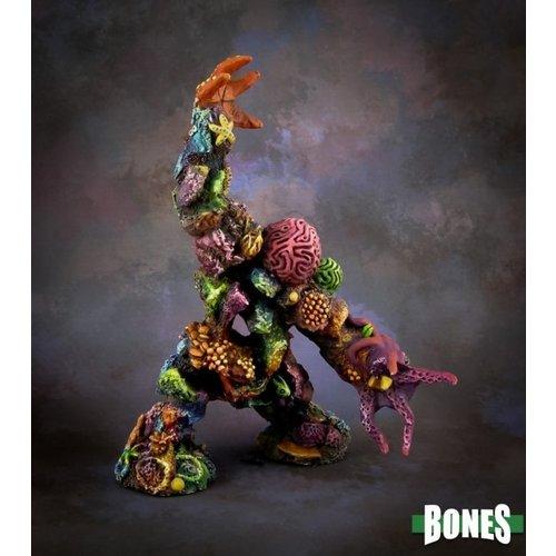 Reaper Miniatures BONES: CORAL GOLEM