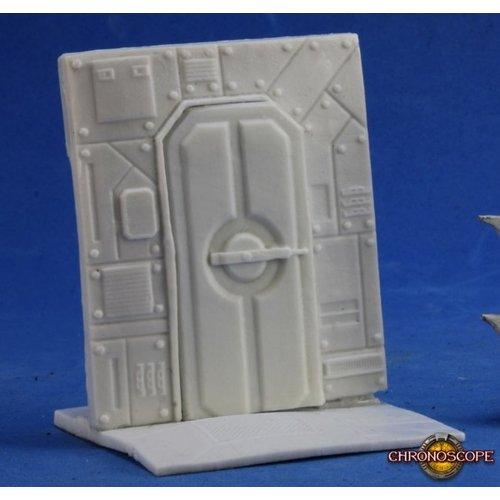 Reaper Miniatures BONES: CHRONOSCOPE: STARSHIP DOOR