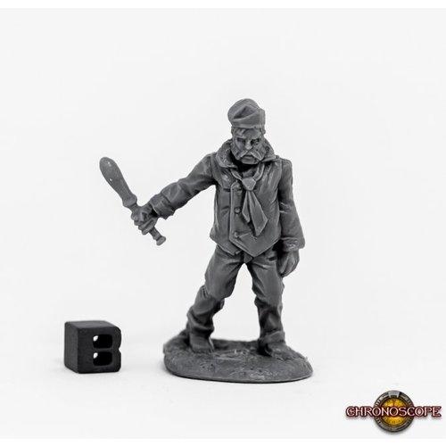 Reaper Miniatures BONES: CHRONOSCOPE: SHIP HAND