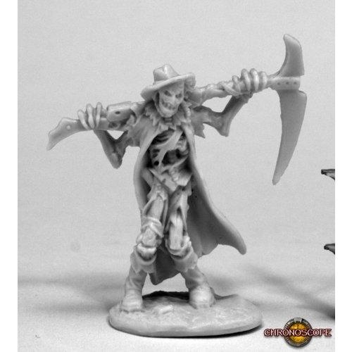 Reaper Miniatures BONES: CHRONOSCOPE: OZ SCARECROW