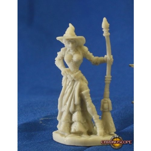 Reaper Miniatures BONES: CHRONOSCOPE: DITA STEAMPUNK WITCH