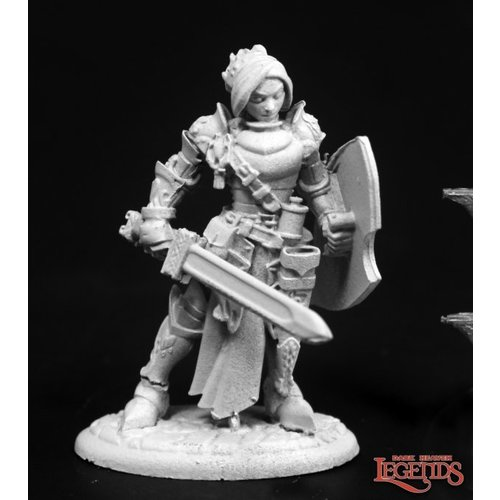 Reaper Miniatures MEROWYN LIGHTSTAR ELF PALADIN