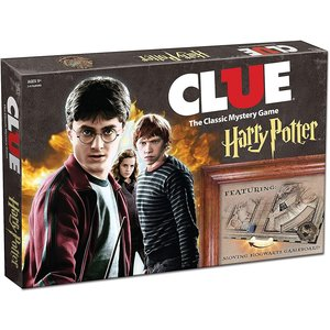 USAopoly CLUE HARRY POTTER