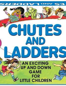 WINNING MOVES CHUTES AND LADDERS CLASSIC