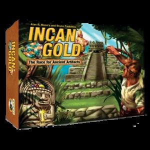 Eagle-Gryphon Games INCAN GOLD (DIAMANT)