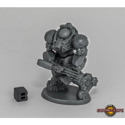 Reaper Miniatures BONES: BLACKSTAR CORSAIR DELTA