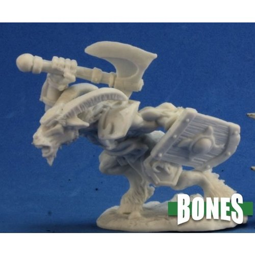 Reaper Miniatures BONES: BEASTMAN CHAMPION