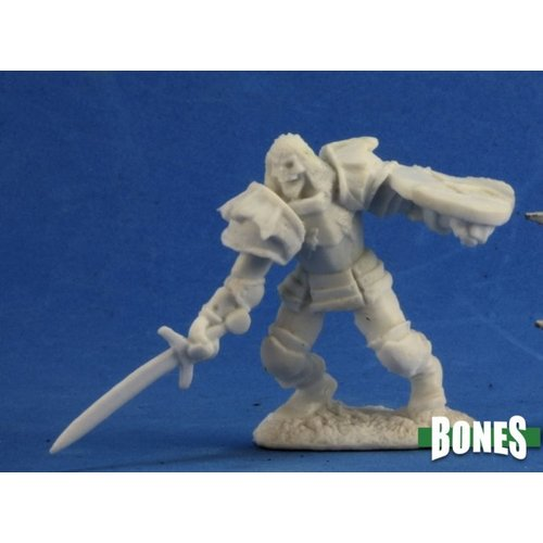 Reaper Miniatures BONES: BARROW WARDEN 3